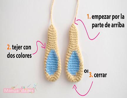 manualidades hecho con lana