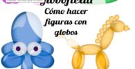 figuras con globos manualidades